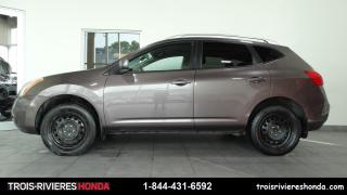 Used 2009 Nissan Rogue SL for sale in Trois-Rivières, QC