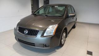 Used 2009 Nissan Sentra Berline 4 portes I4, CVT 2,0 for sale in St-Raymond, QC