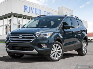 Used 2019 Ford Escape SEL for sale in Winnipeg, MB