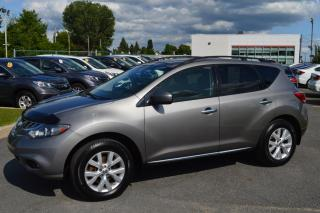 Used 2011 Nissan Murano Traction intégrale for sale in Longueuil, QC