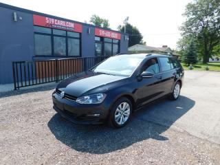 Used 2015 Volkswagen Golf COMFORTLINE|ACCIDENT FREE|NAVI|PANO ROOF for sale in St. Thomas, ON