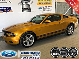 Used 2010 Ford Mustang Coupé 2 portes V6 for sale in Laval, QC