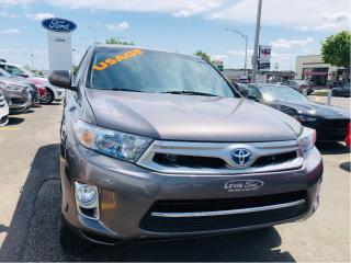 Used 2011 Toyota Highlander HYBRID for sale in Lévis, QC