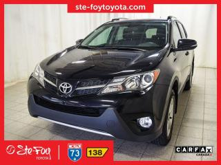 Used 2015 Toyota RAV4 XLE for sale in Québec, QC