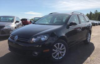 Used 2014 Volkswagen Golf Wagon Best Diesel Wagon LWB + CERTIFIED! for sale in North York, ON