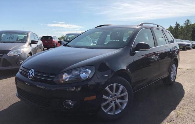 2014 Volkswagen Golf Wagon Best Diesel Wagon LWB + CERTIFIED!