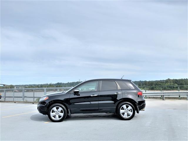 2008 Acura RDX Tech Pkg - 2.3L 4CYL +SH-AWD - NAV + BACK UP CAM