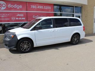 Used 2014 Dodge Grand Caravan SE / Back Up Camera for sale in Edmonton, AB
