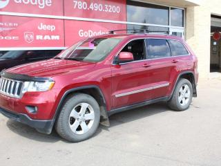 Used 2012 Jeep Grand Cherokee LAREDO / PANORAMIC SUNROOF for sale in Edmonton, AB