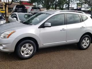 Used 2013 Nissan Rogue SV; BLUETOOTH, CRUISE CONTROL, AIR CONDITIONING AND MORE for sale in Edmonton, AB