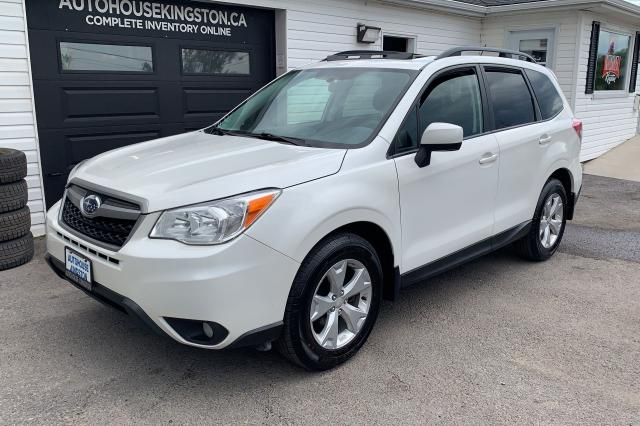 2015 Subaru Forester Touring with Moonroof
