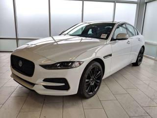 New 2020 Jaguar XE 0% APR - 90 DAYS NO PAYMENT for sale in Edmonton, AB