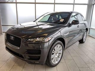 Used 2020 Jaguar F-PACE Portfolio for sale in Edmonton, AB