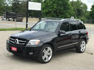 Used 2011 Mercedes-Benz GLK-Class GLK 350|NAVIGATION|BACK-UP CAM.|BLUETOOTH for sale in Cambridge, ON