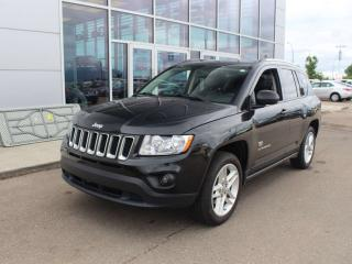 Used 2011 Jeep Compass 70th Anniversary Limited Edition / 4WD / LEATHER / SUNROOF for sale in Edmonton, AB