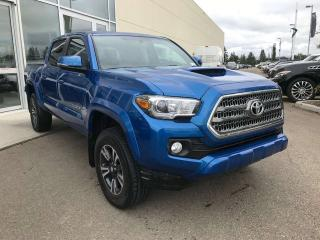 Used 2017 Toyota Tacoma TRD SPRT, SUNROOF, NAVI, BACK-UP CAMERA for sale in Edmonton, AB