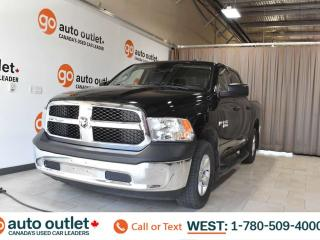 Used 2015 RAM 1500 St, 5.7L V8, Crew cab, Short box, Tow/Haul package, Backup camera for sale in Edmonton, AB