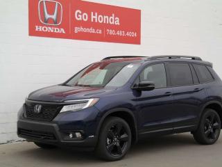Used 2019 Honda Passport TOUR for sale in Edmonton, AB