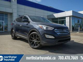 Used 2015 Hyundai Santa Fe Sport PREMIUM/AWD/HEATEDSTEERINGANDSEATS/POWERSEAT/DUALCLIMATE for sale in Edmonton, AB