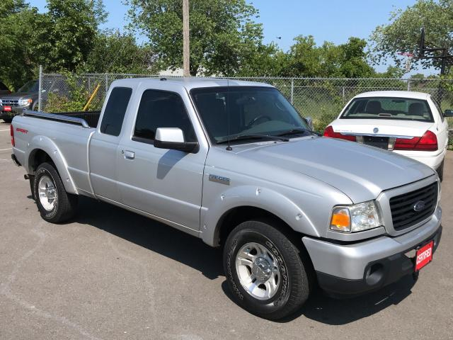 2008 Ford Ranger SPORT ** 5 SPEED, AUX, IN *