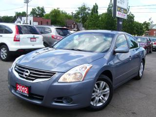Used 2012 Nissan Altima 2.5 S,AUTO,A/C,PUSH START,ALLOYS,SPOILER,CERTIFIED for sale in Kitchener, ON