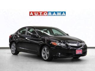 Used 2014 Acura ILX TECH PKG NAVIGATION LEATHER SUNROOF BACKUP CAM for sale in Toronto, ON