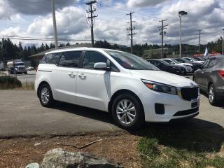 Used 2017 Kia Sedona LX for sale in Duncan, BC