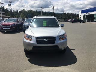 Used 2009 Hyundai Santa Fe GL for sale in Duncan, BC