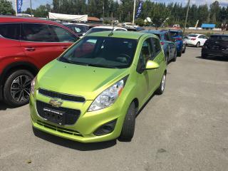 Used 2013 Chevrolet Spark LT for sale in Duncan, BC