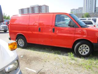 Used 2014 Chevrolet Express 1500 6 cylinder, 4.3, no window for sale in North York, ON