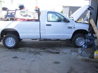 Used 2007 Dodge Ram 2500 4x4, diesel, 6x7 cummins, boss plow for sale in North York, ON
