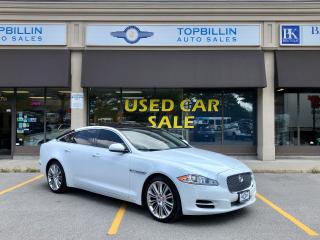 Used 2014 Jaguar XJ AWD, Massaging Seats for sale in Vaughan, ON