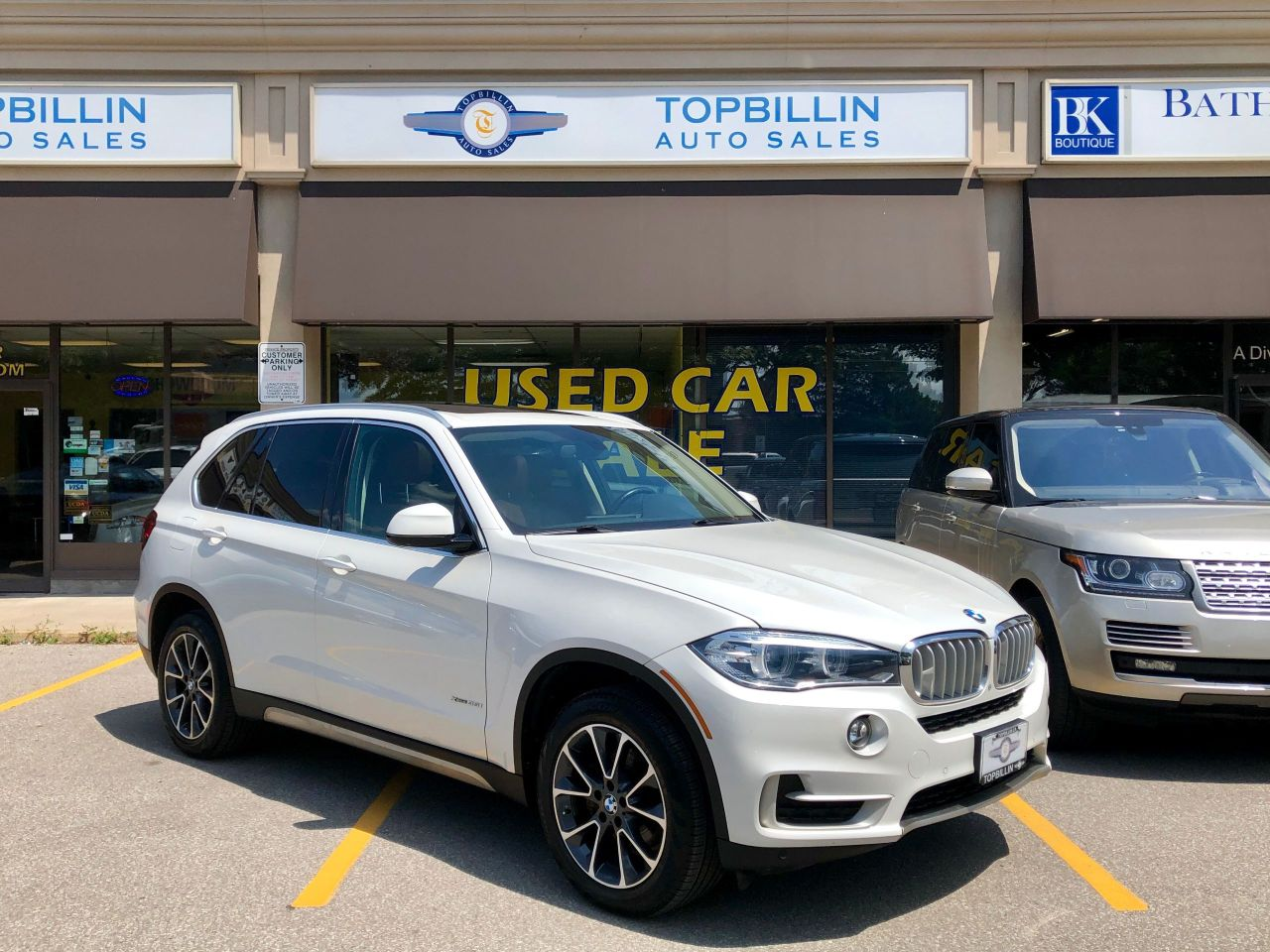 2015 BMW X5 xDrive35i Premium pkg, Fully Loaded