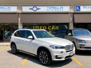 Used 2015 BMW X5 xDrive35i Premium pkg, Fully Loaded for sale in Vaughan, ON