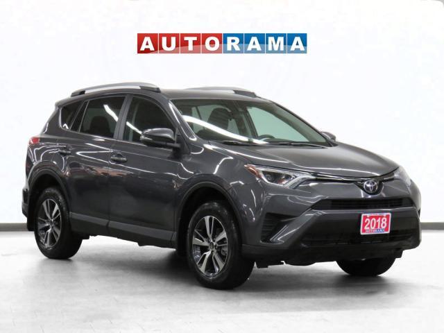 2018 Toyota RAV4 LE 4WD BACKUP CAM