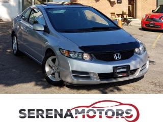 Used 2009 Honda Civic LX | MANUAL | SUNROOF | NO ACCIDENTS for sale in Mississauga, ON