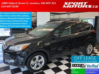 Used 2015 Ford Escape SE+GPS+Camera+Sensor+Heated Seats+New Tires+Brakes for sale in London, ON