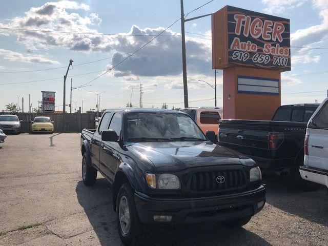 2003 Toyota Tacoma TRD SR5**4X4**CREW CAB**AUTO**CLEAN**CERTIFIED