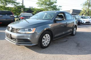 Used 2016 Volkswagen Jetta Trendline+   ACCIDENT FREE for sale in Toronto, ON
