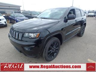 Used 2019 Jeep Grand Cherokee Altitude 4D Utility 4WD 3.6L for sale in Calgary, AB