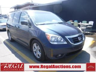 Used 2009 Honda Odyssey Touring Wagon for sale in Calgary, AB