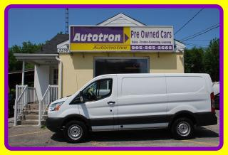 Used 2016 Ford Transit 250 3/4 Ton Cargo Van, Loaded, Cruise, Propane for sale in Woodbridge, ON