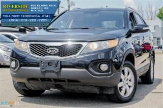 Used 2011 Kia Sorento LX for sale in Guelph, ON