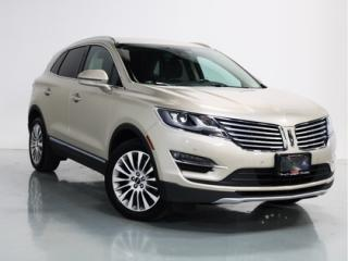 Used 2017 Lincoln MKC RESERVE   WARRANTY   1-OWNER   PARK ASSIST for sale in Vaughan, ON