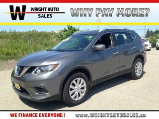 Used 2015 Nissan Rogue S|BLUETOOTH|KEYLESS ENTRY|68,624 Kms for sale in Cambridge, ON
