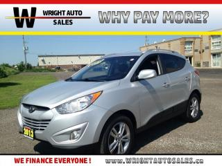 Used 2013 Hyundai Tucson GLS|HEATED STEAS|BLUETOOTH|55,255 KMs for sale in Cambridge, ON
