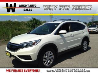 Used 2015 Honda CR-V SE|HEATED SEATS|BACKUP CAMERA|93,205 KMs for sale in Cambridge, ON