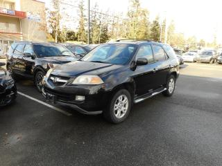 Used 2006 Acura MDX Base for sale in Abbotsford, BC