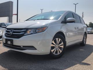 Used 2016 Honda Odyssey EX, fantastic mileage for sale in Toronto, ON