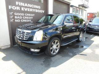 Used 2010 Cadillac Escalade NAV/DVD ENTERTAINMENT, BACK-UP CAM for sale in Abbotsford, BC